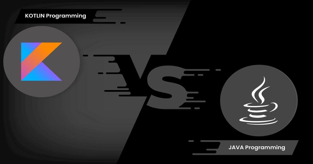 Kotlin vs Java programming